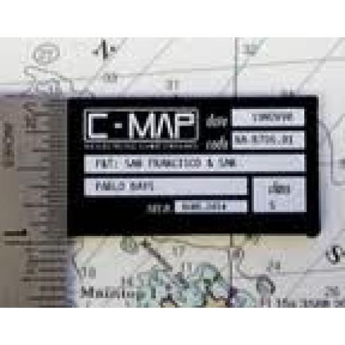 C Map NT+ Ege Denizi  Harita Grafik Kartı M-EM-C 104.18