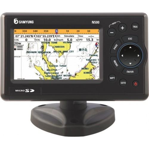 SAMYUNG Enc N-500 GPS Chart Plotter