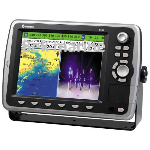 SAMYUNG Enc 3D N-100 GPS Grafik çizici (Chart Plotter)
